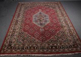 Indo Bidjar tæppe, 256 x 346 cm.
