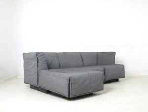 Modulares Sofa vico magistretti modulares sofa modell cardigan für cassina 3