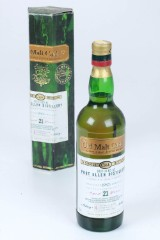 Port Ellen Whisky. Douglas Laing old malt cask 2003