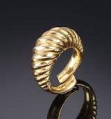Ilias Lalaounis. Ring aus 18 kt. Gelbgold, gefertigt nach 1960