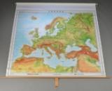 Skolekort, Europa