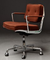 Charles & Ray Eames. Rarely offered office chair, model ES 102, from Herman Miller