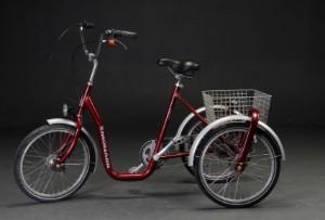Vare: 3807562 Monark. Tre-hjulet cykel, model 3313