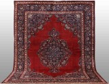 Carpet, Keshan, Persia, 425 x 325