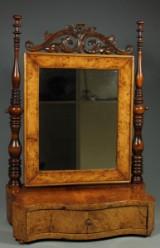 Lådspegel, 1800-tal