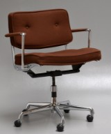 Charles & Ray Eames, Herman Miller. Rarely offered office chair, model ES 102