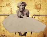 Fredrico de Albinini, blandteknik, Marilyn Monroe