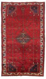 Persisk Lori tæppe, 247x140 cm.