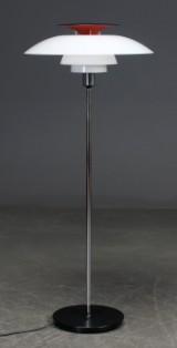Poul Henningsen. PH 80 standerlampe