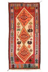 Matta, Shahsavand kelim, 390 x 162 cm