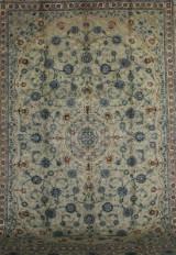 Persisk Kashan, 390 x 275 cm