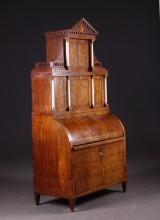 m bel peter arent mohr empire sekret r mahagoni kopenhagen um 1810 dk. Black Bedroom Furniture Sets. Home Design Ideas