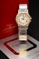 Cartier Santos Rondé, automatic