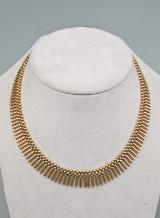 Halskæde af 18 kt. guld