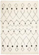 Handknuten Marockansk matta  304 x 226 cm