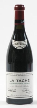 1 fl. La Tâche Domaine de la Romanée-Conti 1996 (1)