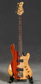 CORT Bassgitarre, Rithimic Jeff Berlin, Natur