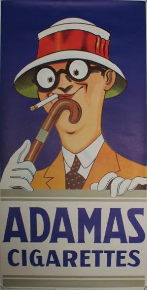 Adamas Cigarettes ole sibbert, offset, 'adamas cigarettes' | lauritz