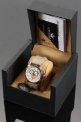 Optima Since 1923. Swiss made Chronogarph, model OSC281-SRL-1.