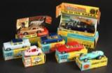 Corgi Toys modelbiler, blik (7)
