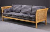 Arne Norell. Tre-pers. sofa