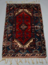 Anatolsk tæppe  185 x 119 cm.