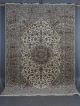 Persisk Kashan, 350 x 245 cm