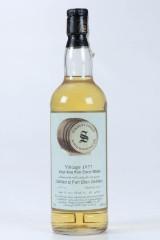 Port Ellen Whisky. Vintage 1975