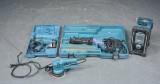 Makita, div.dele elværktøj.(4)