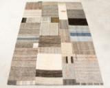 Patchwork Kelim, Tyrkiet, 206 x 304 cm