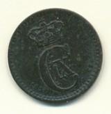 Danmark 1 øre 1876