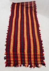 Kelim, håndvævet, Persien, Ghashghai-Bonnati, ca. 465 x 125 cm