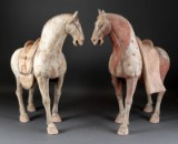 To store kinesiske heste, Tang 600 - 900-tallet (2 + TL test)