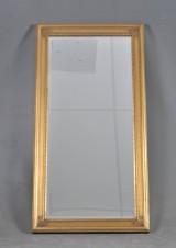 Bronserad spegel