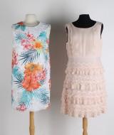 Blugirl/Blumarine samt MSGM, klänningar, 2 st, strl. 38