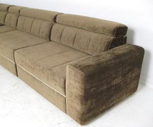 Sitzlandschaft sofa elemente der 1970 80 jahre 6 for Sitzlandschaft sofa