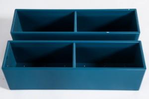 peter j lassen zwei regalmodule schrankmodule f r montana 2. Black Bedroom Furniture Sets. Home Design Ideas