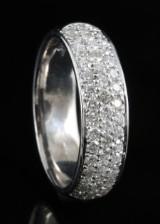 Diamond ring approx. 0.69ct