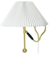Kiplampe, Le Klint, Kip væg- og bordlampe af Kaare Klint, model 306 + 2 ekstra skærme + armatur