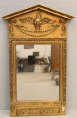 Spegel, empire, sign, 1800-talets början