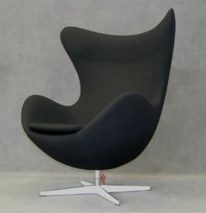 Arne Jacobsen. \'Das Ei\', Sessel mit Kippfunktion, Ausstellungsstück ...