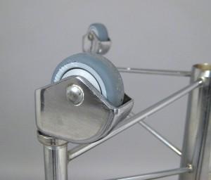 vara 3483208 egon eiermann paar hocker modell federdrehhocker mit br ssel gestell 2 diese. Black Bedroom Furniture Sets. Home Design Ideas