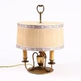Bouillotte bordlampe