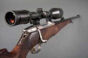 Hunting rifle, Steyr Mannlicher Luxus Elegance 30-06 | Lauritz com