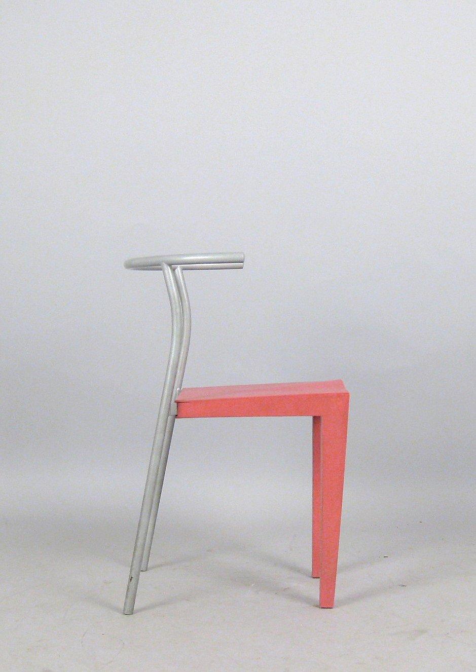 Philippe Starck, Stuhl Modell Dr. Glob Für Kartell