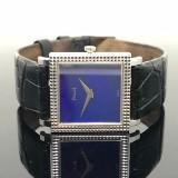 Damenuhr Piaget, Modell: Square - Lapis Lazuli