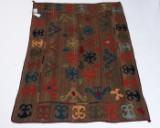 Teppich Design Oz Ozbeki Suzani, ca. 217 x 143 cm