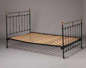 jern seng Fransk jernseng | Lauritz.com jern seng
