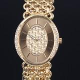 Patek Philippe diamantarmbåndsur af 18 kt. guld, model Ellipse
