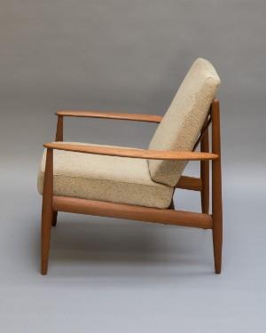 Grete Jalk Sessel Easy Chair Teak Lauritzcom